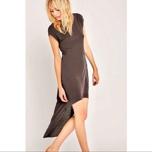 Silence + Noise High Low Angled Dress
